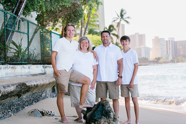 Kortgard Family (Family Portraits)