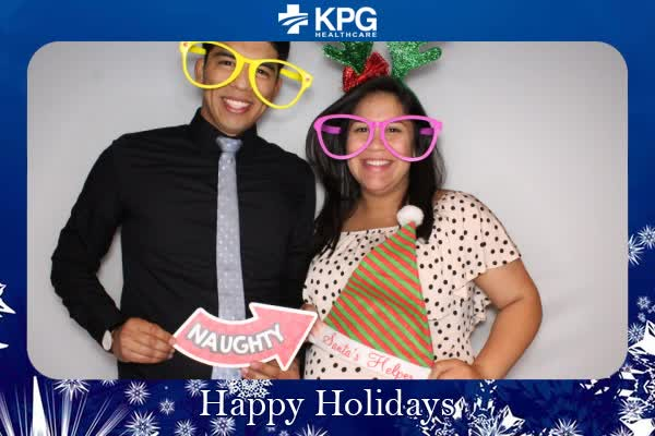 KPG Healthcare Holiday Party 2018