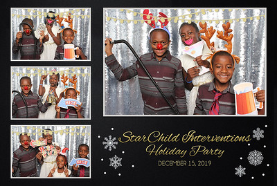 Starchild Interventions Holiday Party