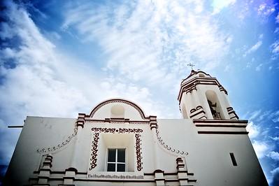 Templo de San Mateo Peñasco