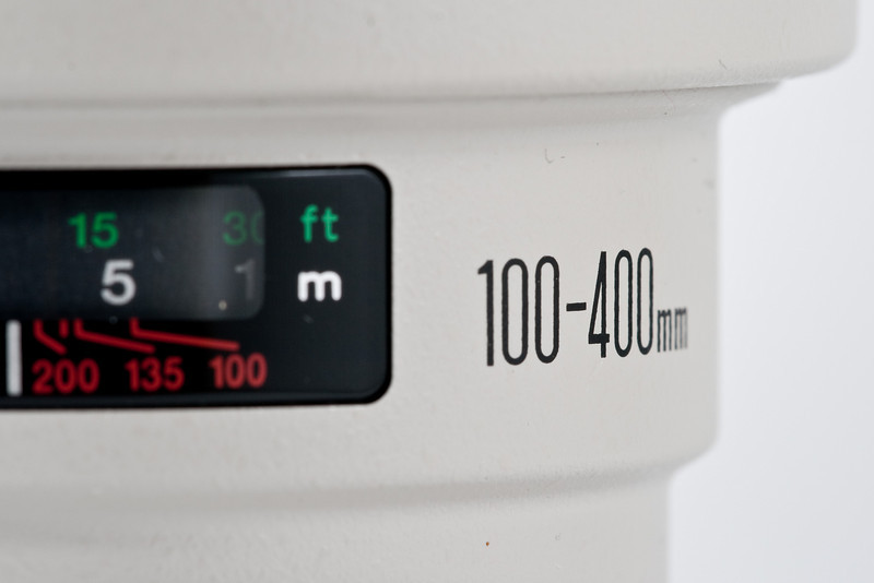 Canon 100-400mm F4.5-5.6 L IS USM