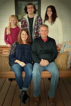 Chappell Family 2018