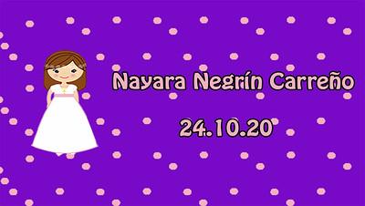 Comunión Nayara