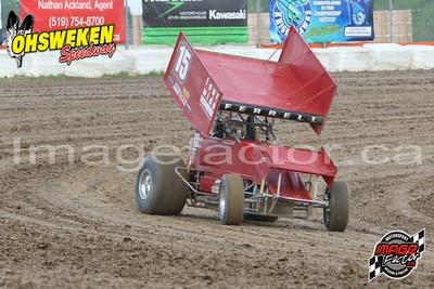 Ohsweken Speedway- May 29th