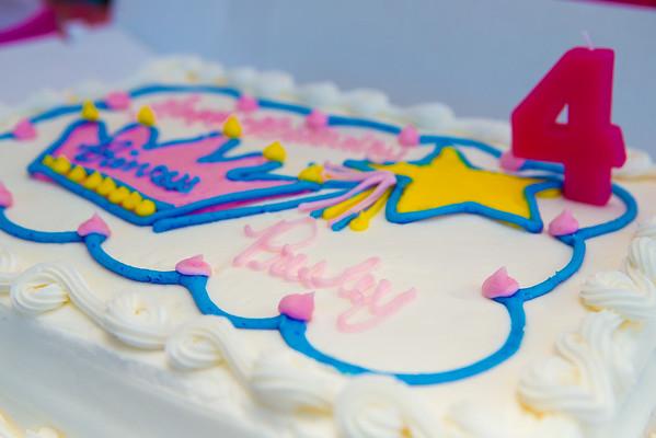 Presley 4th Birthday