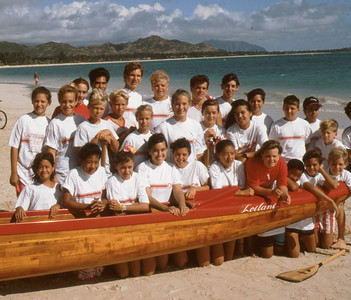 1990 Kamehameha Day Regatta 6-10-1990
