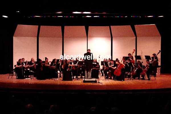 Hickory HS Orchestra Spring Concert 5-21-19