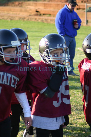 7yo War Eagles vs Lumpkin - Oct. 14, 2006