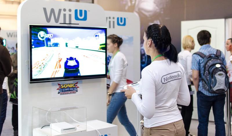 Wii U at Igromir 2012