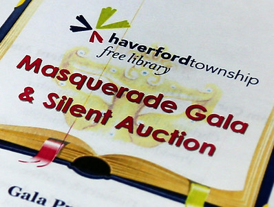 THE LIBRARY GALA - OCTOBER 18, 2014