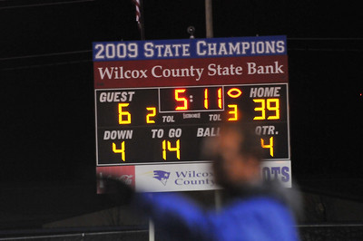 Wilcox vs Calhoun County  11/11/2011