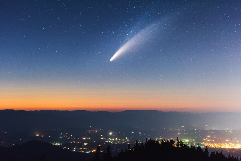 Comet Neowise over Grants Pass.jpg