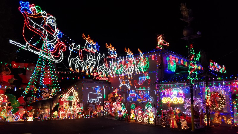 Crazy Christmas Lights - Volume I