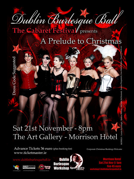 Burlesque Ball - A Prelude to christmas
