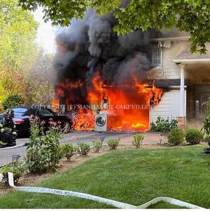 July 28, 2020 - 2 Horizon Road [House Fire]