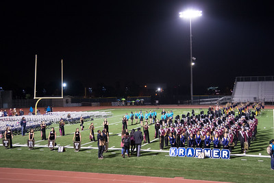 PYLUSD Band Pageant