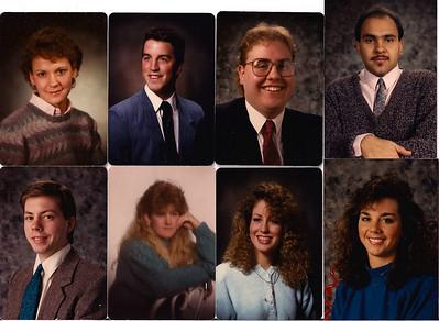 Viterbo College Graduation 1989