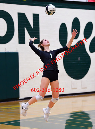 11-7-19 - Horizon v Sunnyslope - AIA 5A Volleyball Playoff