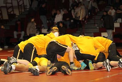 Bordentown vs Roselle Park (sectionals) 2-11-11