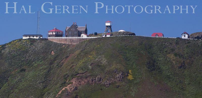 Big Sur Lighthouse Station Big Sur, California 1005BS-BSLS2