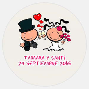 Tamara & Santi