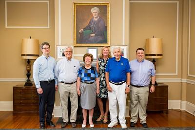 Warner Hall Farewell