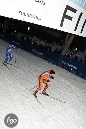 2011 City of Lakes Loppet - Finn Sisu Sprints 2-5-11