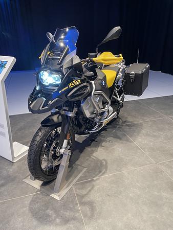 BMW Dreamcar&bike Showroom 2021