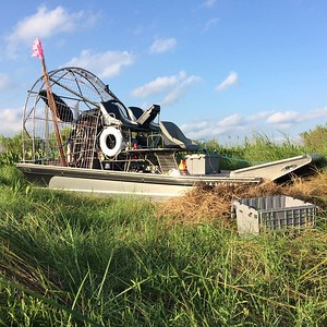 Airboat Options