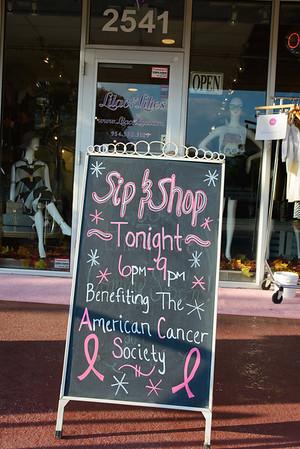 Sip & Shop @ Lilac & Lilies
