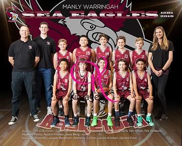 Manly Team Photos 2019