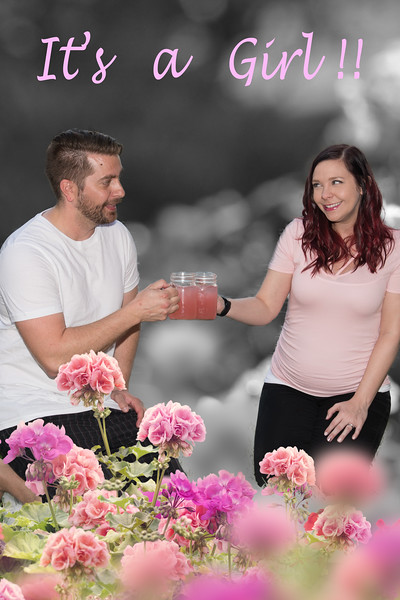 Manthey Gender Reveal