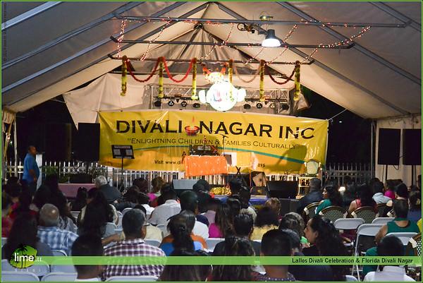 Lallos Divali celebration & Florida Divali Nagar