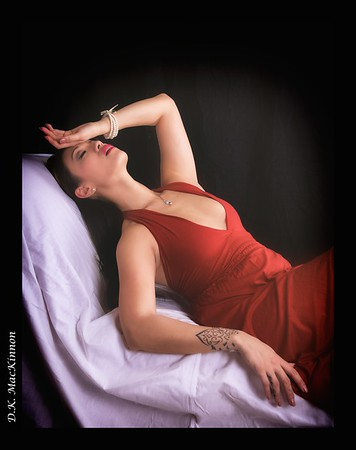 Kimmi Marilyn Red