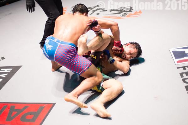 Arnold Berdon vs Kazuhisa Tanaka