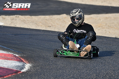 Go Quad Racer # 31 Printed Helmet