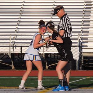 4/12/16 - Girls JV and Varsity Lacrosse