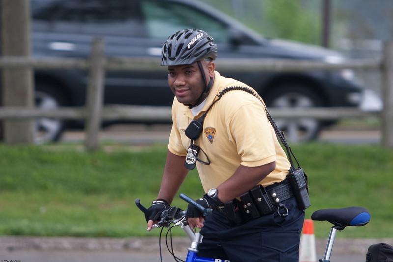 (1) Pslip Slug #: W 00019652; (2) Ridgewood, NJ; (3) 05/16/09; (4) Bike Rodeo and Safety Fair; (5) ; (6) W.H. Grae for the Ridgewood News.