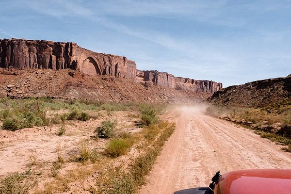 2020.09 Canyonlands Wheeling