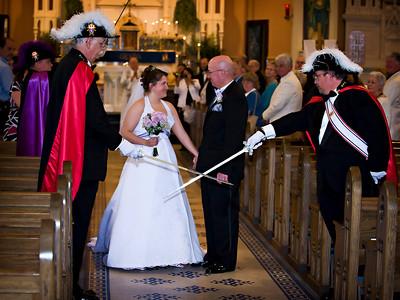 Kim & Floyd Wedding (1 May 2010)