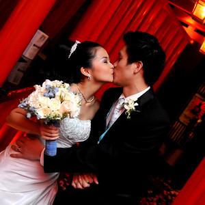 Tee & Fon's Wedding Reception