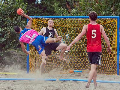 Molecaten NK Beach handball 2015 dag 2