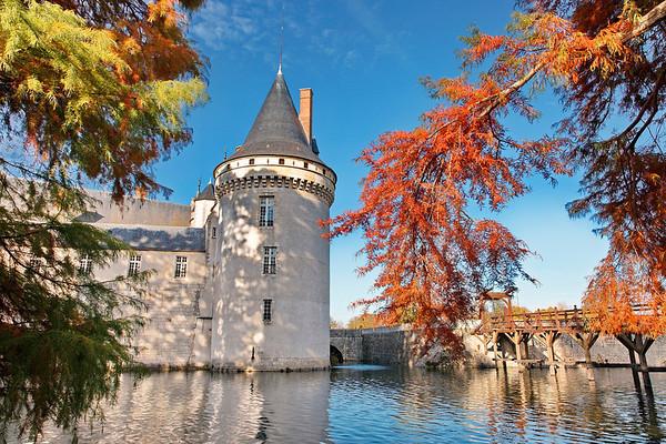 Château de Sully sur Loire - Automne
