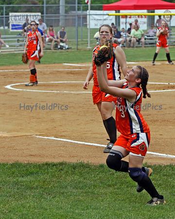 Softball - Robinson 5/25/09