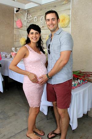 Georgina & Dan Hess Baby Shower 7/29/17