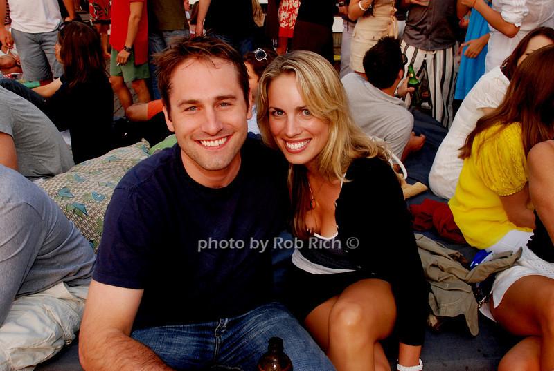 Marie Otterbein and Scott Schweitzer