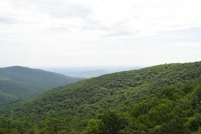 Shenandoah National Park, June 2018