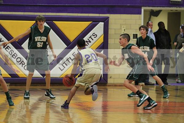 Basketball vs Wilson
