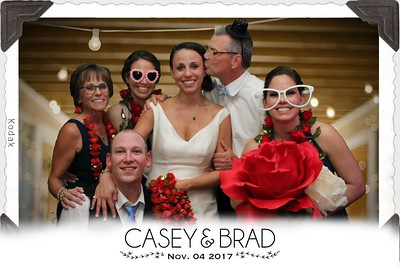 Brad and Casey Rose