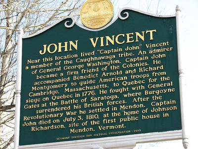 """Captain John"" Vincent Home Site and Grave"